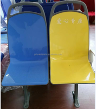 Plastic and fabric Bus Passenger Seat for All Zhongtong Bus