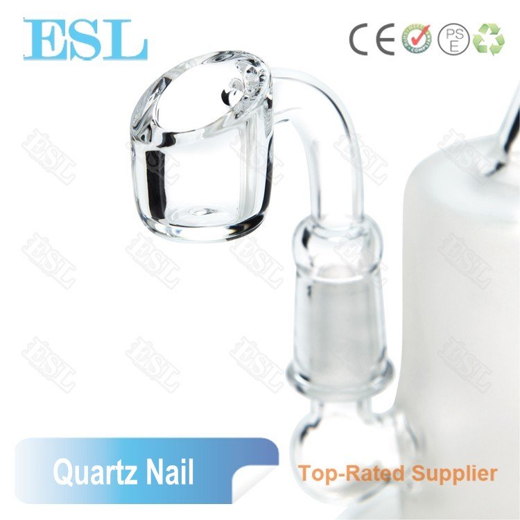2017 Bubble carb cap Male Female Clear Joint Quartz Banger &Double Walls Quartz Thermal Banger &Quartz banger