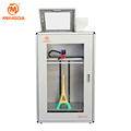 China best quality large cube 3D printer FDM 3D printer machine for making architecture design and big object