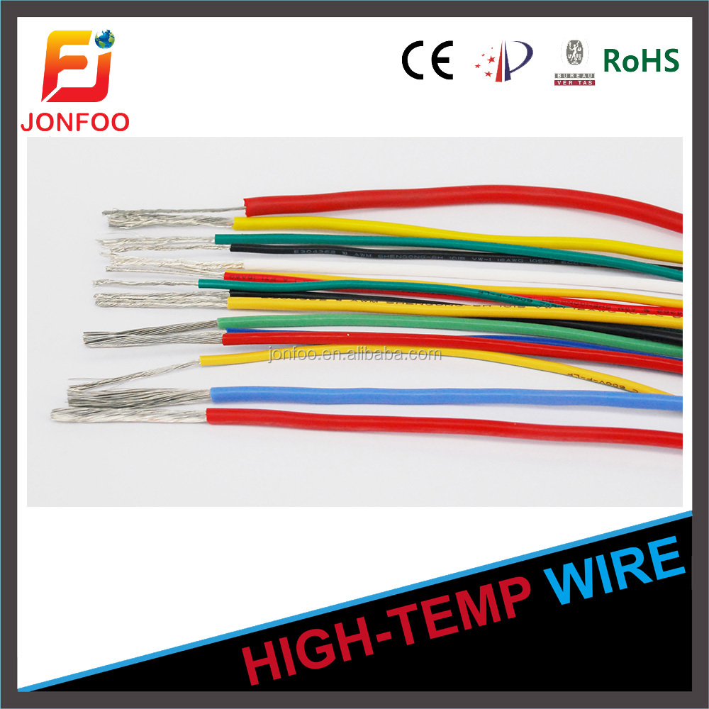 3.50MM INSULATED ALUMINUM SILICONE RUBBER INSULATED WIRE TYPE PURE-SILICONE WIRE POWER WIRE