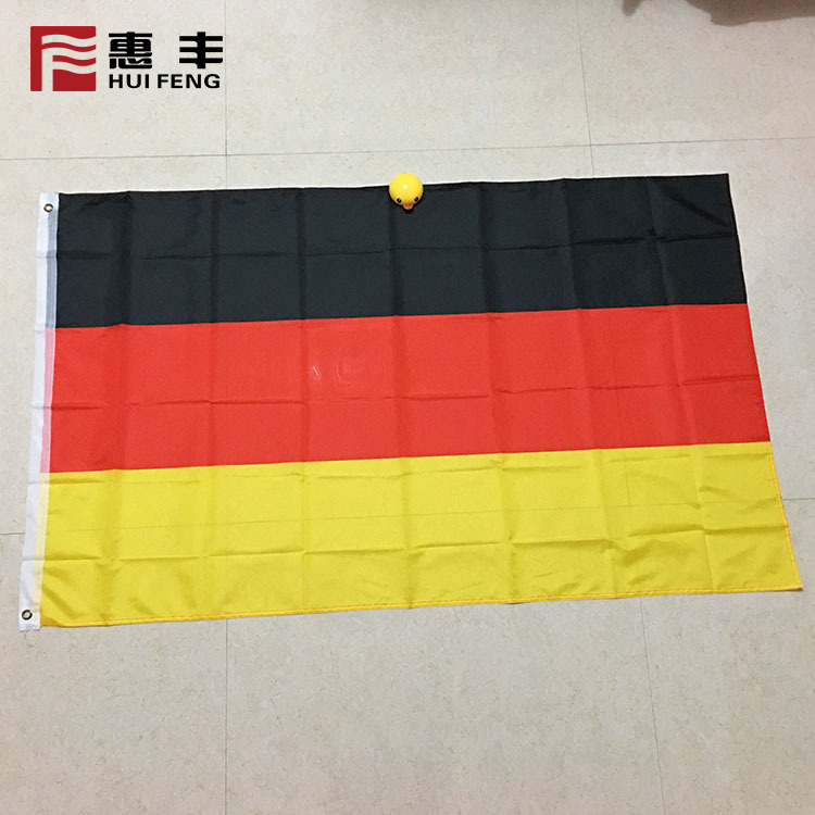 Guangzhou Huifeng Factory Customized German Flags National Flags
