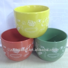Ceramic Knorr Brand Promotion Bowl for Gifts and Premiums