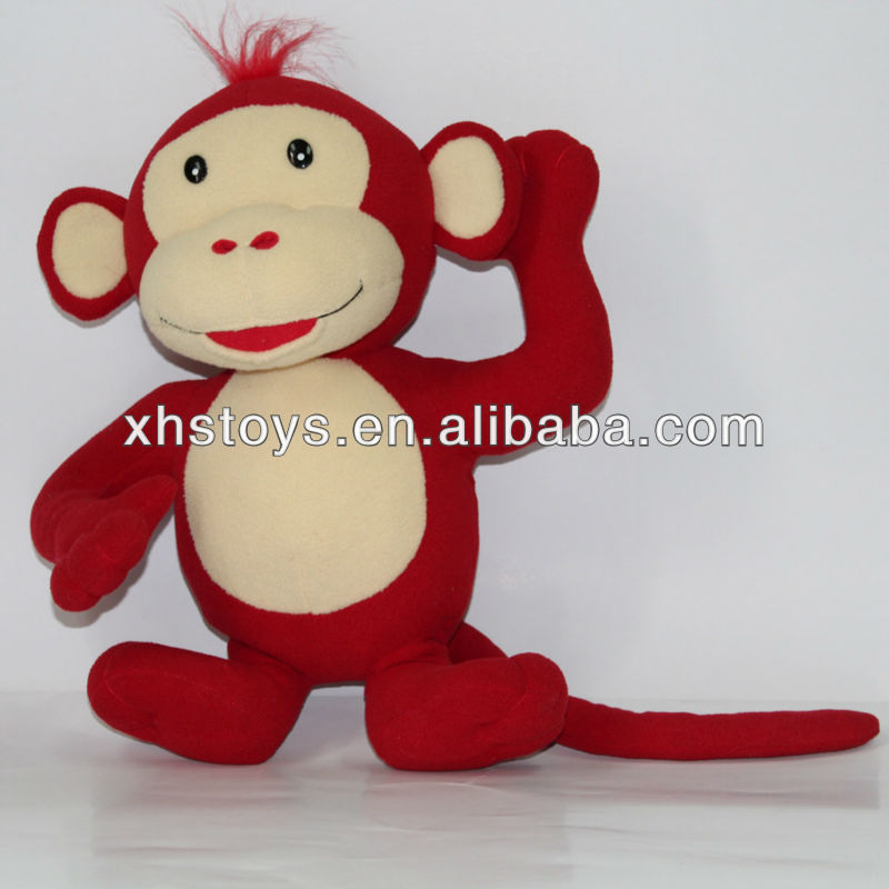 60 CM large plush stuffy monkey toy