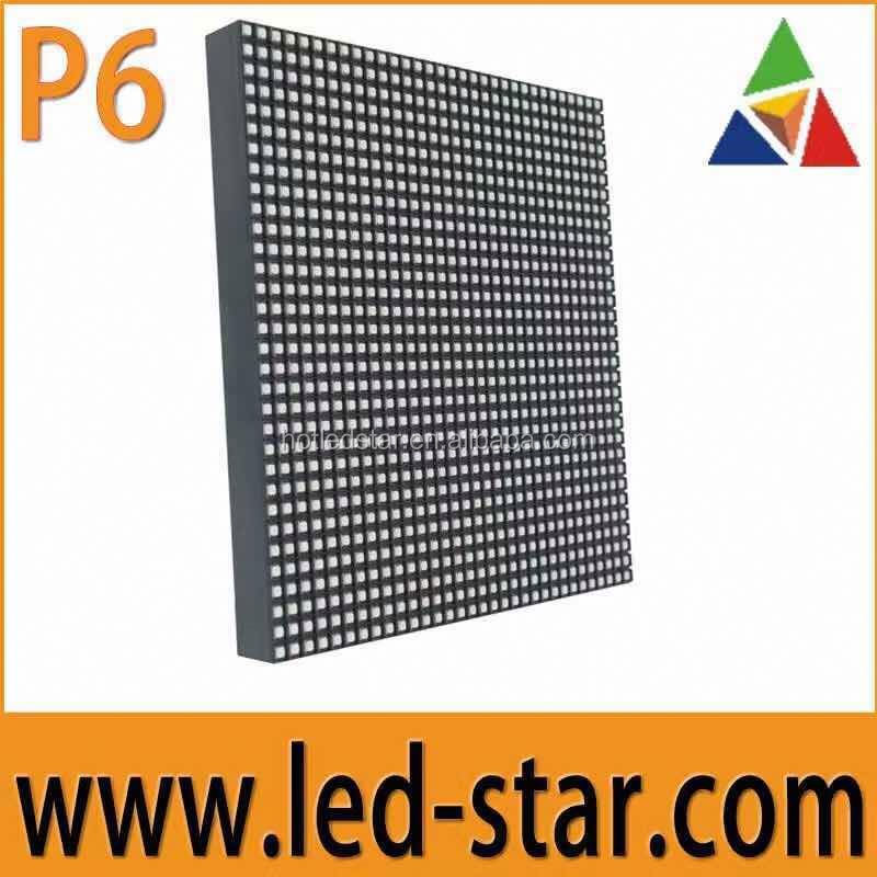 LEDSTAR new invention p6 scrolling led display bluetooth high waterproof export to European Countries