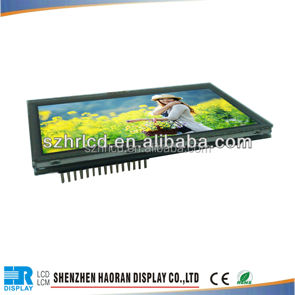 "4.3"" tft lcd display module SSD1963 controller board with touch panel controller FM7843 LED backlight driver"