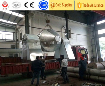 SZG Series rotary vacuum dryer for food stuff