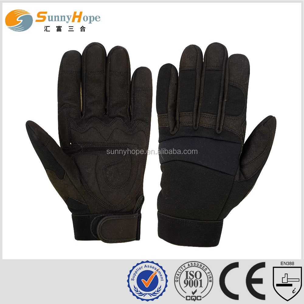Sunnyhope top quality tactical gloves military gloves