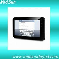 7 inch android 2.3 cortex a9 tablet pc hdmi