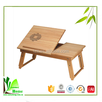price bamboo wooden folding computer table buy computer table