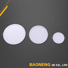 CE RoHS Certification 16W Wholesale Round Flat Ceiling LED Light