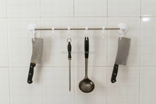 High quality new Technical Bathroom and Kitchen Hook rack with suction cup