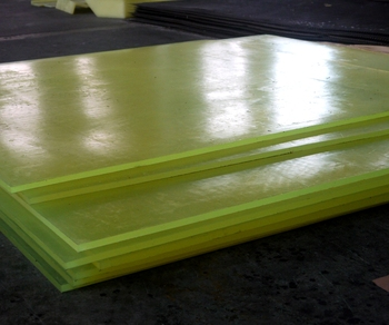 Custom Durable Urethane Plastic Sheet