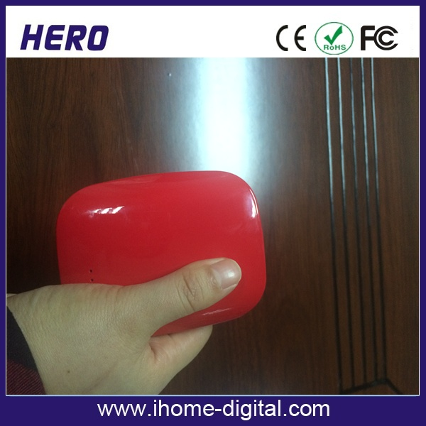 100% QC pass 2015 new wholesale hand warmer power bank with hand warmer and led torch power bank cross