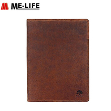 Organizer Gift for Men and Women Durable Leather Padfolio A4 portfolio
