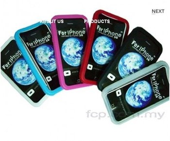 C198 mobile phone Silicone Case