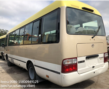 Used 2012 coaster bus 30 seats for sale in shanghai