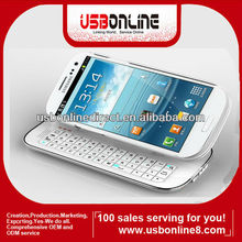 Detachable Bluetooth Keyboard case for Samsung Galaxy S3 I9300
