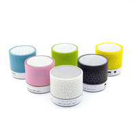 Crack Style Mini Multifunctional Bluetooth Speaker