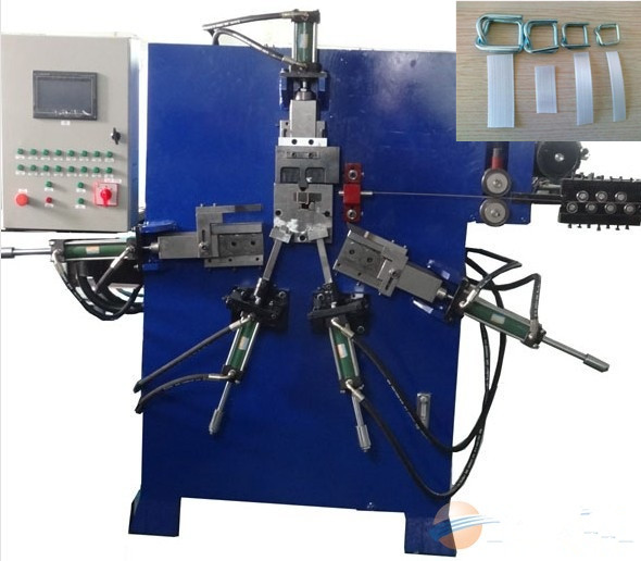 Tape Clamps Forming Machine