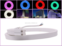 UV resistance 24V RGB 60Leds/m IP68 Waterproof 5050 Led Strip Light