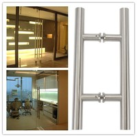 Oriental Classical Fancy round tube stainless steel high quality door handle cover