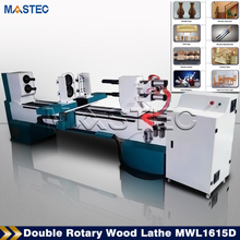 Automatic wood copy lathe machine CNC woodworking machine