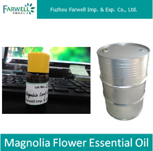 Pure natural Magnolia Flower Essential Oil Plant Extract