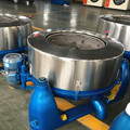 Energy efficient spin dryer hydro extractor for factory used