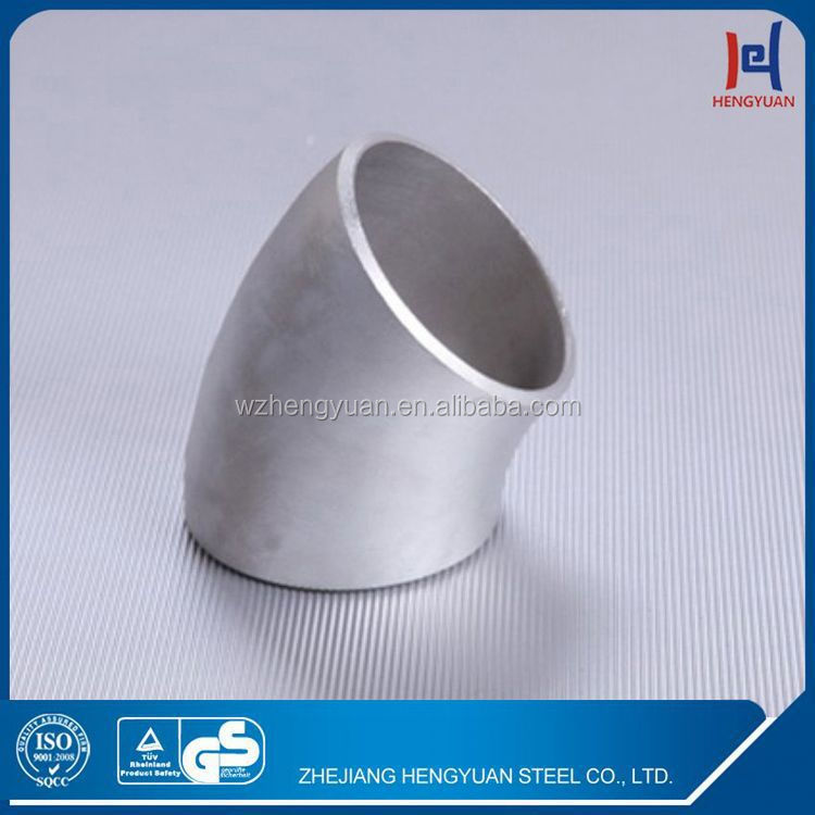 Stable Quality Stainless Steel Pipe Fitting Dimension