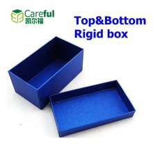 Corrugated Cardboard Gift Box Packaging With Lid
