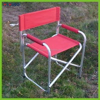 Advanced Folding Aluminium Director Chair HQ