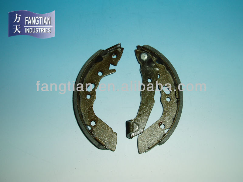 copper rivets brake shoes