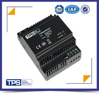 TPS 60W12v Output Power and 220V Input Voltage din rail power supply 60w
