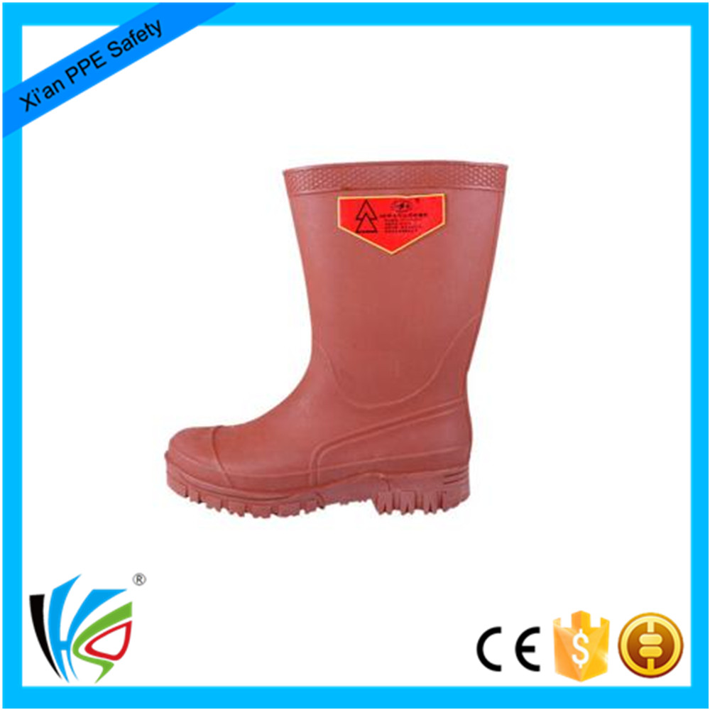 40KV Insulated Footwear for Live Work Operation