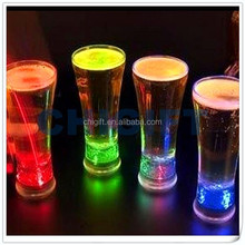 Halloween Decoration Customized LED Drink Glasses