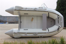 Cheap Inflatable fishing boat with engine!