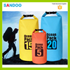 High quality outdoor PVC waterproof bag, waterproof sport bag for 2016