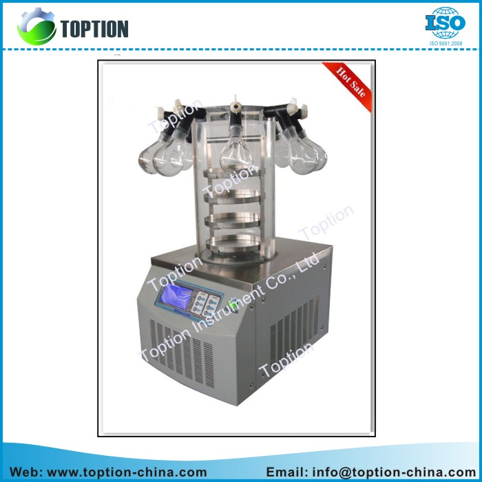 Toption Small Freeze Dryer for Dried Flower TOPT-10A