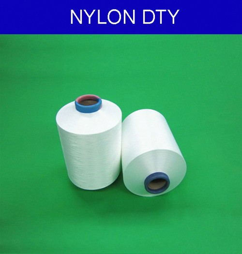 China supplier 100# nylon / latex rubber covered yarn for weaving