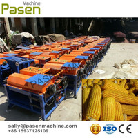 good quality electrical Corn Dehuller / Maize Skin Sheller /Corn Sheller