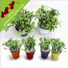 2016 New arrival cheap green artificial plant in stock
