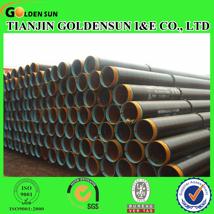 High quality Cold-rolled Round Seamless Steel Pipe ASTM/A671