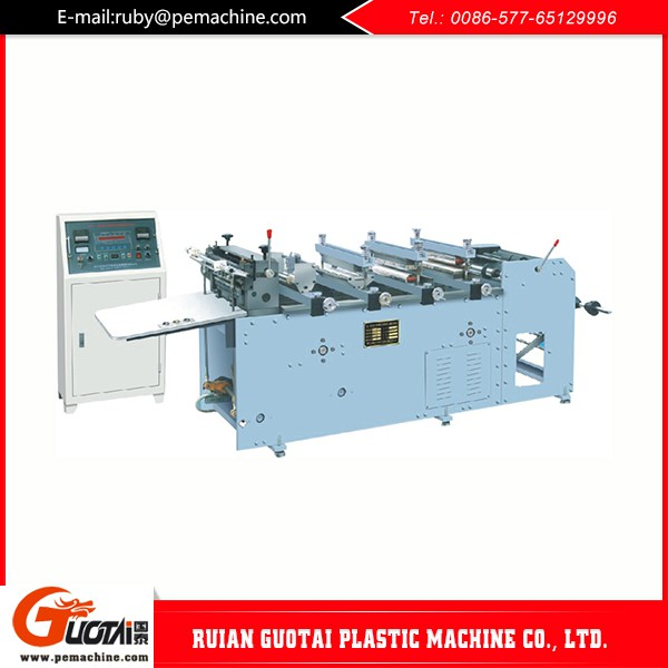 wholesale goods from china plastic rubbish bag making machine