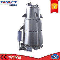Dairy extraction tank
