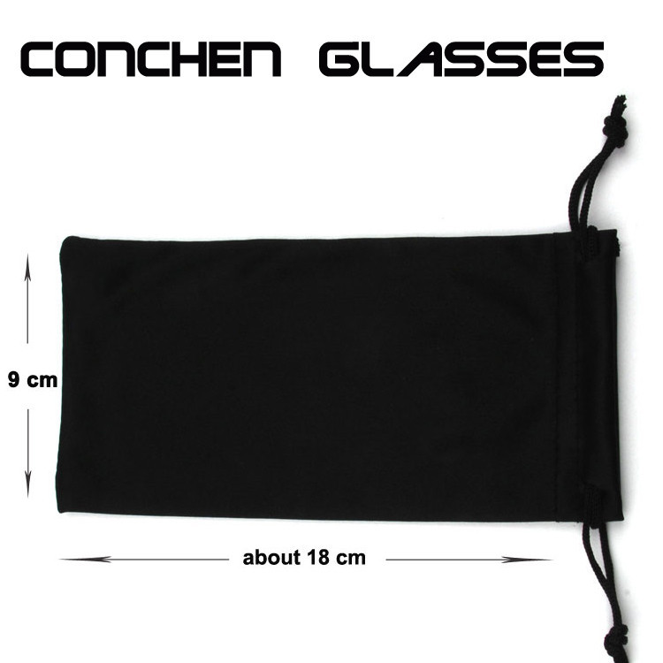 Hot sale sunglasses bag microfiber pouches for sungnlasses