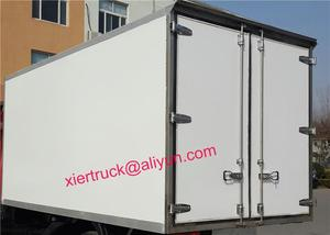 Professional/DRY CARGO BOX/refrigerated truck body/volvo truck body parts/MANUFACTURE FACTORY