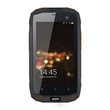 "Komay original AGM 4.0"" 2GB+16GB MSM8909 quad core IP68 waterproof android 4.2 4G LTE mobile phone A2"