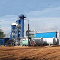High cost performance LB2000 160t/h asphalt batching plant sale