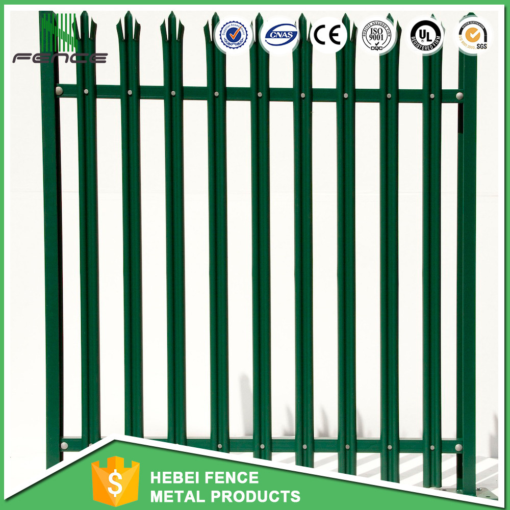 2016 hot sale cheap high security palisade fencing,second hand palisade fencing for sale