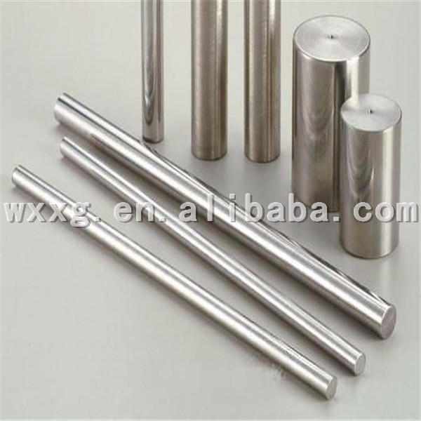 Polished bright surface 304 stainless steel round bar